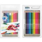 不僅能於繪圖時修改擦拭,同時還能做為學習時重點標記或數學演練等多方位使用,結合色筆與鉛筆的優點~
