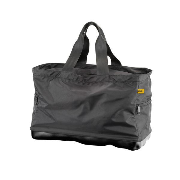 Crash Baggage Bump Bags 前衛霧面 龐克系列 防潑水 旅行提袋 / 運動側背包(黑色提袋 - 騎士黑硬殼)
