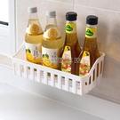浴室置物架 居家家免打孔衛生間用品廁所塑膠壁掛架子收納架洗漱架【快速出貨】