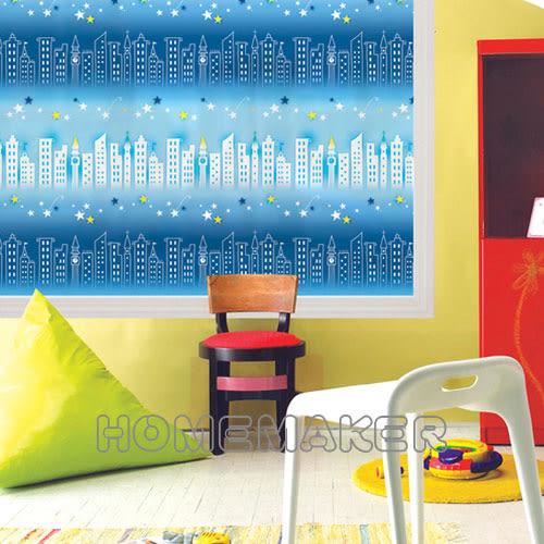 韓國彩繪自黏窗貼_HN-GS15B