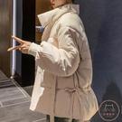 棉服女 羽絨棉衣棉服女冬裝棉襖2020年新款韓版寬鬆短款面包冬季外套爆款【快速出貨】