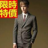 成套西裝 包含西裝外套+褲子 男西服-上班族制服辦公必買精美俐落54o9【巴黎精品】
