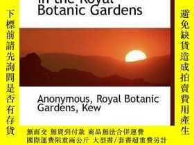 二手書博民逛書店Hand-List罕見of Orchids, Cultivated in the Royal Botanic Ga