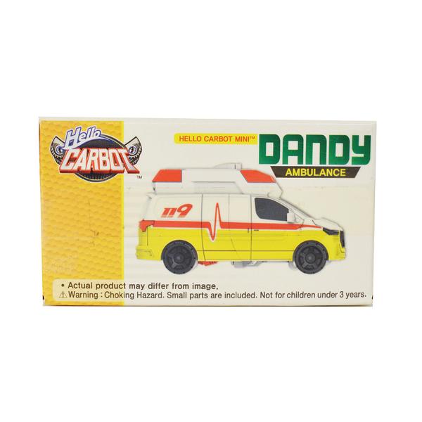 衝鋒戰士 Hello Carbot 迷你衝鋒戰士 救援大力DANDY