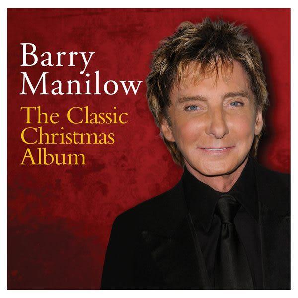 巴瑞曼尼洛 聖誕金曲精選 CD  (音樂影片購)
