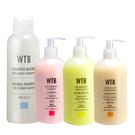 【WTB昂賽芙】 無矽靈洗髮精1000ml+潤髮乳500mlx3﹝亞麻籽+果酸+小麥﹞