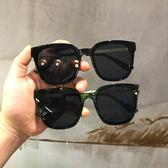 太陽鏡 日韓 眼鏡女方形墨鏡 太陽鏡 女 降價兩天