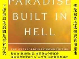 二手書博民逛書店A罕見Paradise Built in Hell: The E