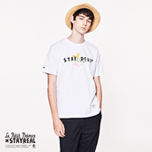 STAYREAL x Le Petit Prince 小王子知足文字T