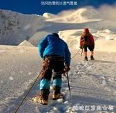 防雪/防沙套-戶外登山防水防雪鞋套防沙雪地腳套女護腿男沙漠裝備徒步高筒雪套 糖糖日系
