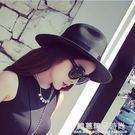 草帽女韓版夏季太陽帽沙灘海邊遮陽防曬遮臉出游百搭可折疊大帽檐