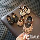 學步鞋 春夏款女寶寶公主鞋0-1-2一3歲嬰兒幼軟底學步女童單鞋秋小童鞋子 TC原創館