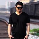 大尺碼男裝加肥加大短袖T恤胖子寬鬆休閒上衣夏季新品正韓潮半袖衫XL-6XL