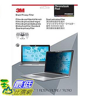 [美國直購] 3M PFCMM002 螢幕防窺片 Privacy Screen Protectors Filter for Chromebook Pixel 1/Pixel 2