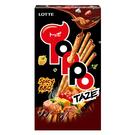 LOTTE TOPPO夾心棒-BBQ口味40g【愛買】