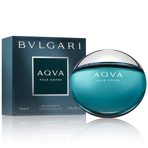 Bvlgari寶格麗 AQVA 水能量男性淡香水(50ml) 【ZZshopping購物網】