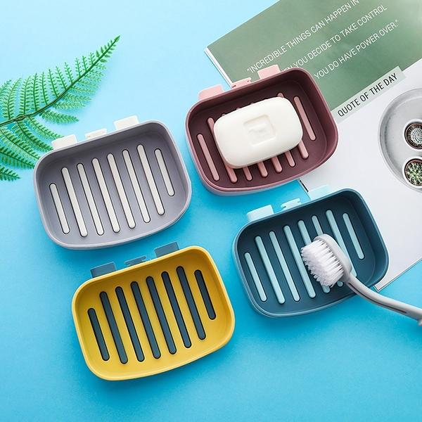 泰博思 排水式肥皂盤 肥皂架 香皂盒 肥皂盒 瀝水【F0403】