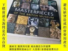 二手書博民逛書店MASTERPIECES罕見OF THE BRITISH MUSEUMY18429 J.D.Hill,Neil