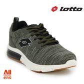 【LOTTO】男款 休閒/慢跑/運動 慢跑鞋-軍綠色(L6955)全方位跑步概念館