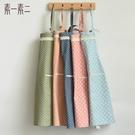 日式廚房圍裙防油污男士罩衣