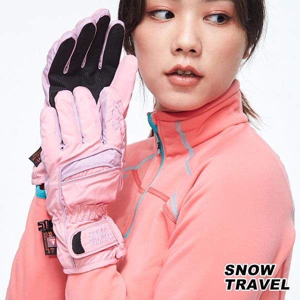 Snow Travel PRIMALOFT防水透氣保暖手套 AR-65 /城市綠洲 (保暖手套、Ski-Dri、雪之旅)