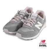 New Balance 996 新竹皇家 灰色 麂皮 慢跑鞋 女款 NO.I9196