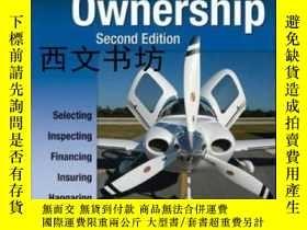 二手書博民逛書店【罕見】2006年出版Airplane Ownership平裝Y