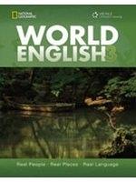 二手書《World English Level 3 Combo Split 3A Student book with Student CD-ROM》 R2Y ISBN:9781424051106