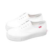 TOP GIRL 繽紛輕柔厚底帆布鞋-經典白