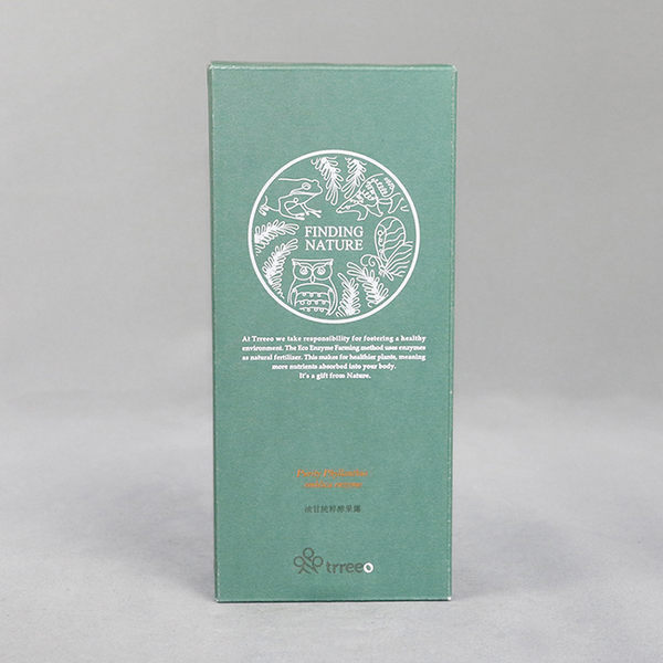 樹重奏油甘純粹酵果露190ml/瓶