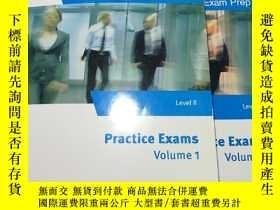 二手書博民逛書店CFA2017Exam罕見Prep practice Exams