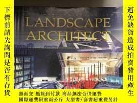 二手書博民逛書店LANDSCAPE罕見ARCHITECT 2006.08Y315