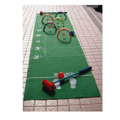 【GoodKidsToy 好童年玩具】iSport-跳遠槌球組 SI002