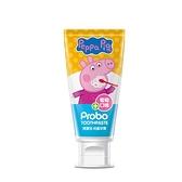博寶兒兒童牙膏80g-佩佩豬(葡萄口味)【愛買】