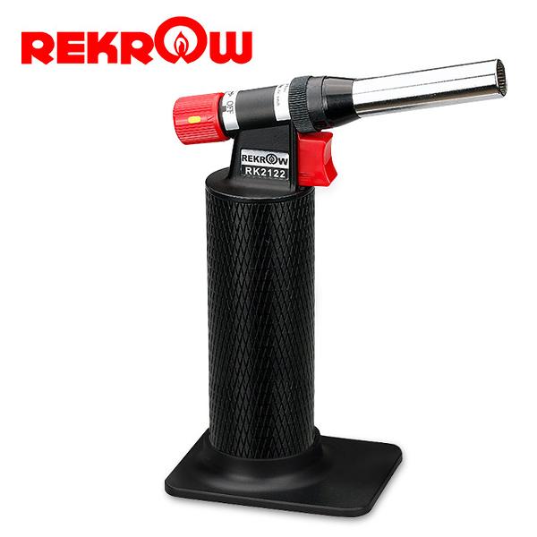 金時代書香咖啡 REKROW RK2122 專業瓦斯噴槍 ( Cyclone Flame 旋風火焰 )  HG8804