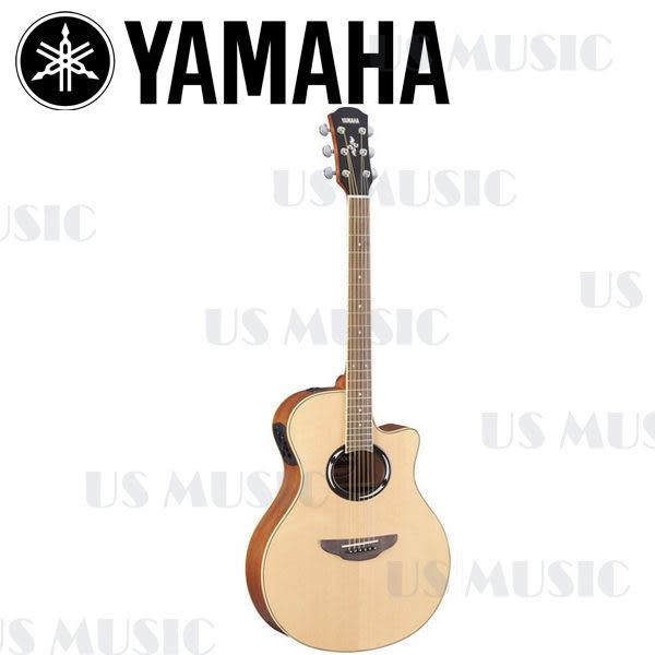 【非凡樂器】YAMAHA APX500III 電民謠吉他 / 電木吉他 原木款 / 贈超值配件包 / 公司貨保固