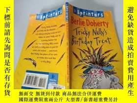 二手書博民逛書店Tricks罕見Nelly s Birthday Treat:特技耐莉的生日禮物Y200392