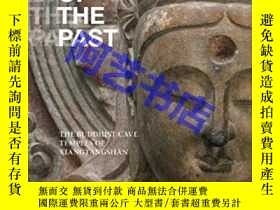 二手書博民逛書店響堂山石窟罕見Echoes of the Past: The B