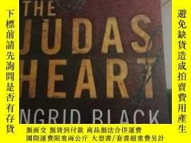 二手書博民逛書店the罕見judas heartY182140 ingrid b