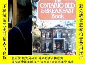 二手書博民逛書店罕見The-ONTARIO-BED-EBREAKFAST-BOOKY27902 出版1988