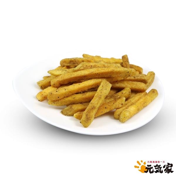 元氣家 御薯黑胡椒地瓜脆條(100g)