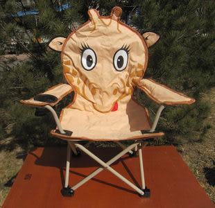 兒童折疊椅(獅子、青蛙、小鹿)