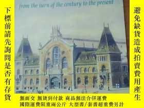 二手書博民逛書店Market罕見Halls in Budapest: from the turn of the century t