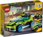 樂高LEGO CREATOR 火箭拉力車 31074 TOYeGO 玩具e哥
