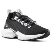REEBOK SOLE FURY 女鞋 慢跑 訓練 編織 透氣 EVA泡沫鞋墊 黑白【運動世界】DV4485