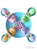 抖音同款瘋狂貪吃青蛙吃豆機玩具親子互動吃豆豆球游戲兒童益智-ifashion
