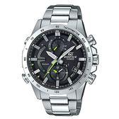 【時間光廊】CASIO 卡西歐 EDIFICE 藍芽指針錶 全新原廠公司貨 EQB-900D-1 太陽能