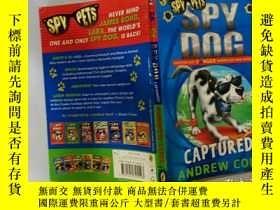 二手書博民逛書店Spy罕見Dog Captured:間諜的狗Y200392
