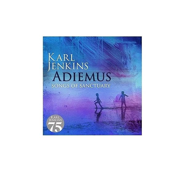 卡爾詹金斯 卡爾.詹金斯75歲紀念系列2 : 阿迪瑪斯─聖殿之歌  CD 免運 (購潮8)