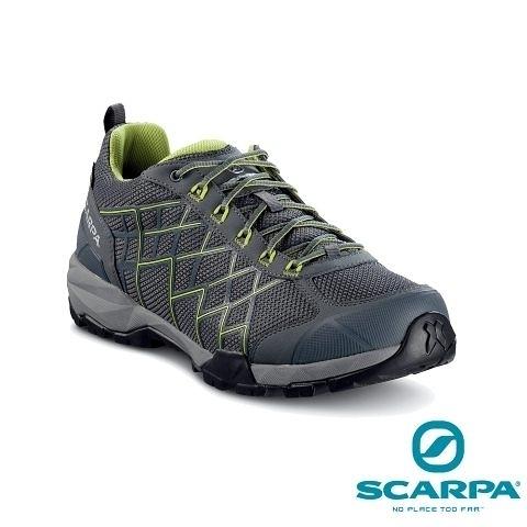 義大利【SCARPA】HYDROGEN 男款 GTX 健行鞋、登山鞋